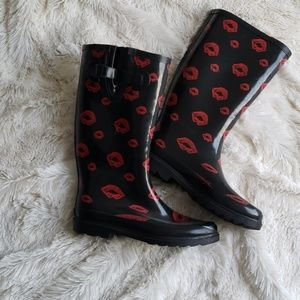 Kissy Rain Boots